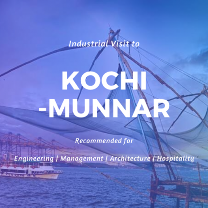Industrial visit to kochi