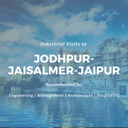 Industrial Visit to Rajasthan
